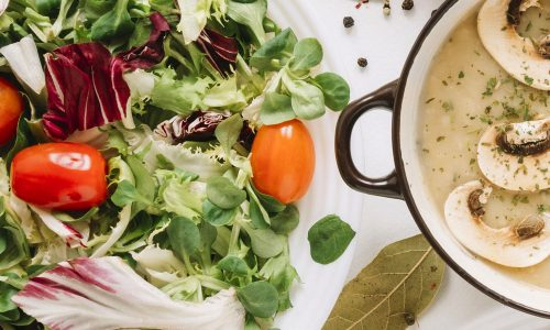Salads & Soup